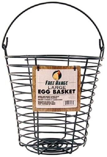 Free Range Harris Farms 4261 Egg Collecting & Washing Basket - Quantity 2
