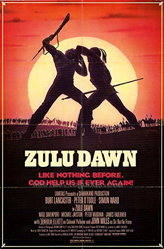 Zulu Dawn Movie Poster