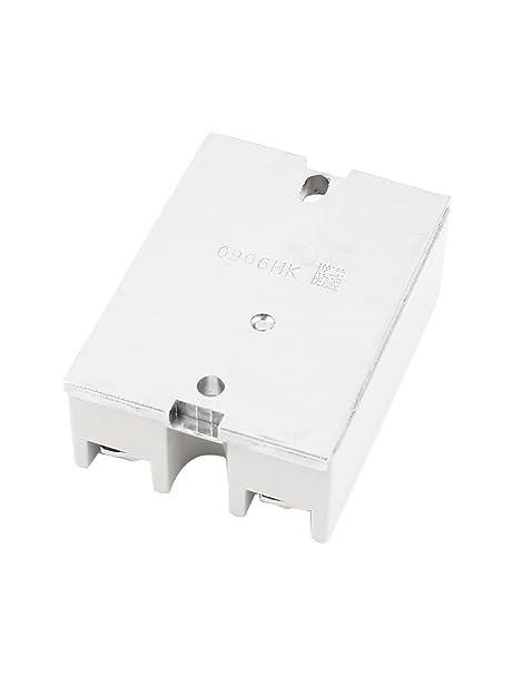 Ssr 40 Da 40a Solid State Relay Module Dc Ac 3 32v Dc24 380v Ac