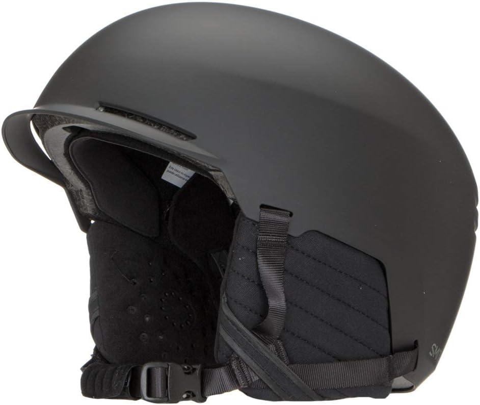 SMITH OPTICS(スミス) スカウト スノーヘルメット スキー スノーボード 大人用 SCOUT Matte黒 Small