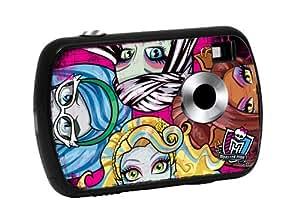 LEXIBOOK Monster High - Cámara digital para niños Monster High (ABGee 261 DJ017MH)