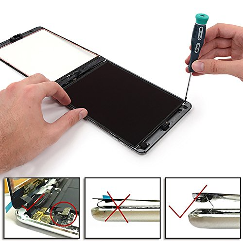 Srjtek LCD Display Screen Parts Replacement,for IPad Mini 2 3(7.9''),Fit for A1489 A1490 A1491 by srjtek (Image #5)
