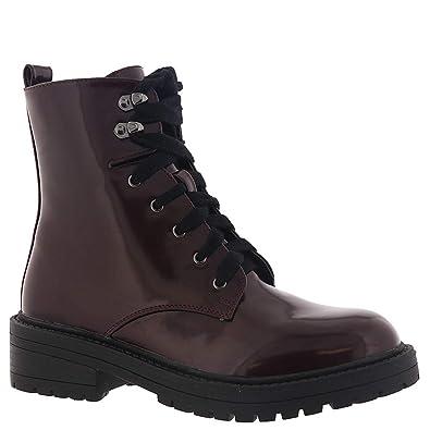 540d33bafd9 Madden Girl Womens Alicee Closed Toe Mid-Calf Combat Boots