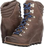 kettle store - SOREL Womens Conquest Wedge Boot, Kettle/Aviation, 9 B(M) US
