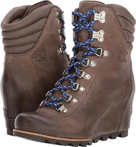 SOREL Women's Conquest Wedge Kettle (D-ring Lace Up Ankle Boot)