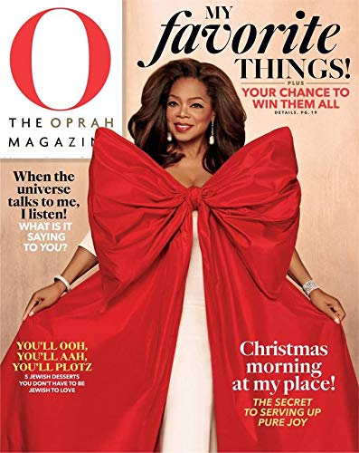 O, The Oprah Magazine (Renew Vogue)