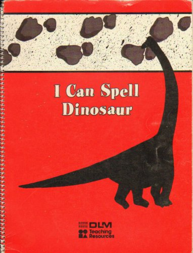 I can spell dinosaur: A predictable storybook (I Can Spell compare prices)
