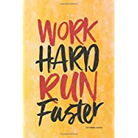 2020 Running Log Book: Runner's Day-By-Day Log Book 2020 Calendar Journal, 6'' x 9'' inches