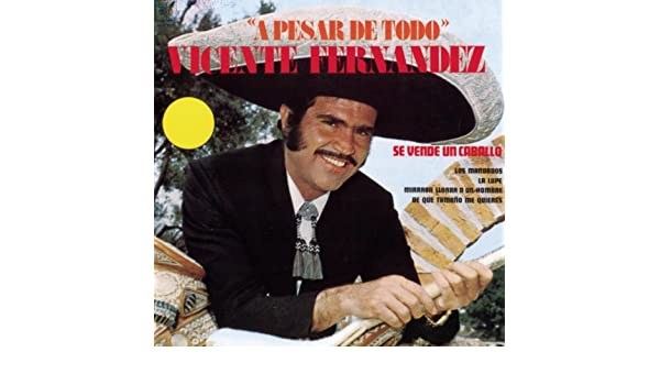 Angelitos Negros (Album Version) by Vicente Fernández on Amazon Music - Amazon.com
