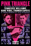 img - for Pink Triangle: The Feuds and Private Lives of Tennessee Williams, Gore Vidal, Truman Capote, and Famous Members of Their Entourages book / textbook / text book