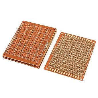 DIY Prototipo de PCB Universal Experimento Matriz de la placa de ...
