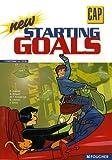 Anglais CAP New Starting Goals