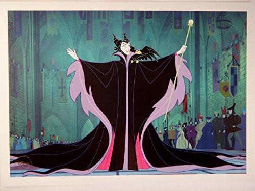 Disney Lithograph Art Print 10