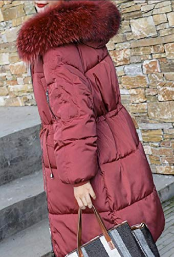 Jackets Women Winter Hooded Parka 2 Warm security Coats Outwear P1gqq