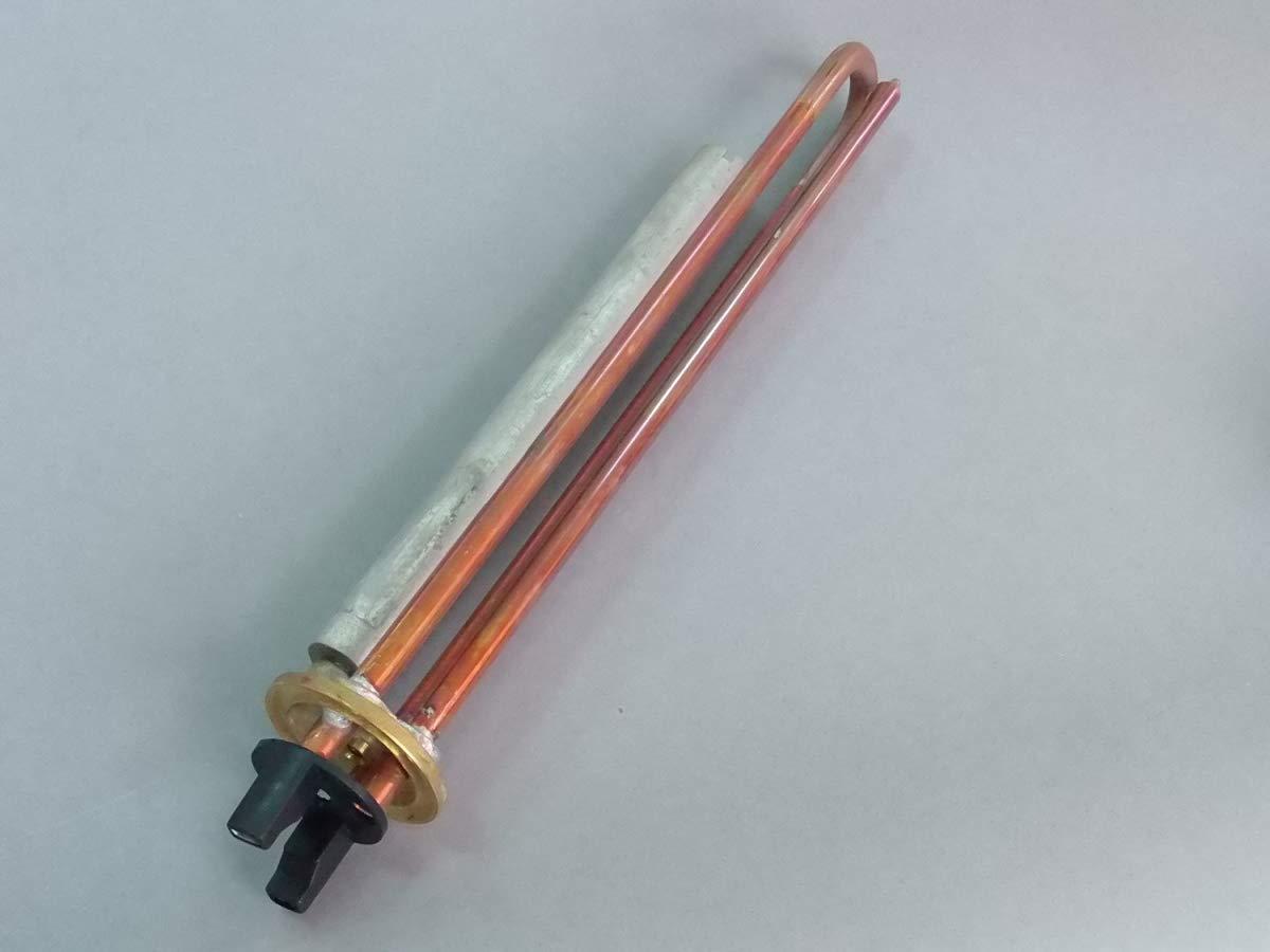 Elektroheizstab Heizstab Heizelement f/ür Wamwasserboiler Warmwasserspeicher with Anode 1500W