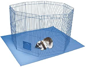 Kaytee Pet-N-Playpen for Rabbit, Guinea Pig and Ferret