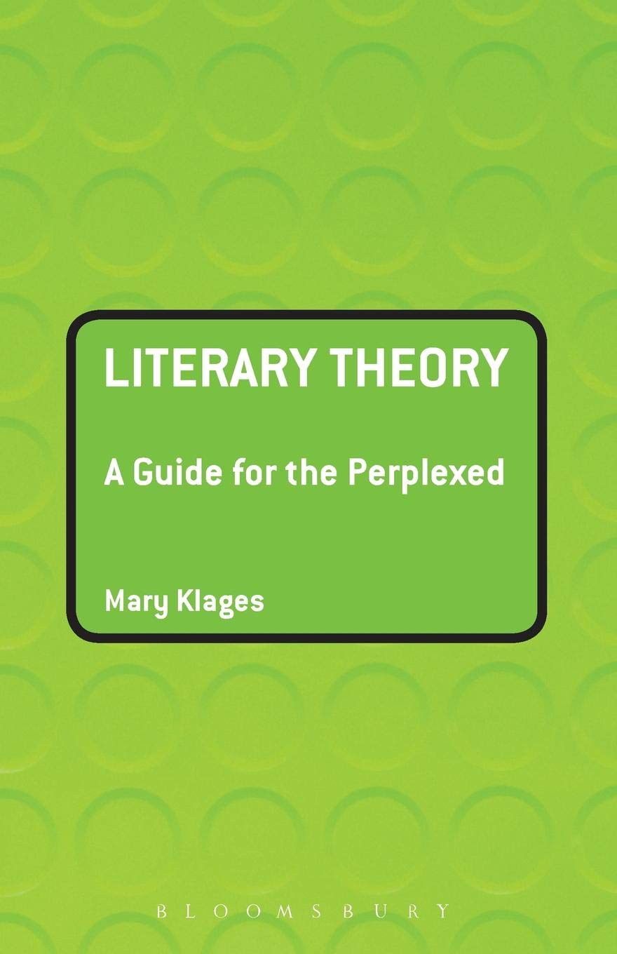 Buy Literary Theory: A Guide for the Perplexed (Guides for the Perplexed)  Book Online at Low Prices in India | Literary Theory: A Guide for the  Perplexed ...
