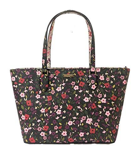 - Kate Spade Women's Laurel Way Boho Floral Medium Dally Leather Handbag Tote