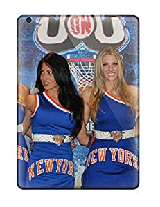 Awesome UwcdSiK287UPmpN DanRobertse Defender Tpu Hard Case Cover For Ipad Air- New York Knicks Cheerleader Basketball Nba by lolosakes