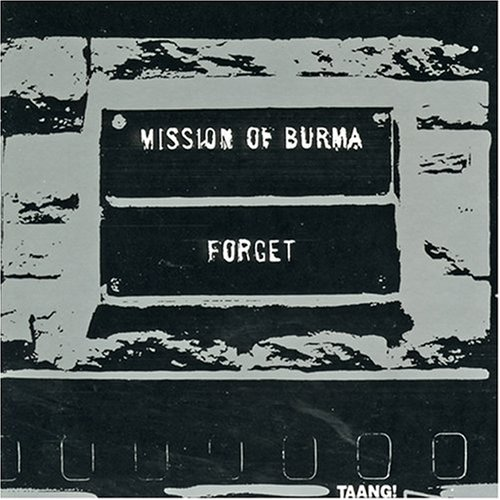Forget Mission Of Burma - Mission Mall