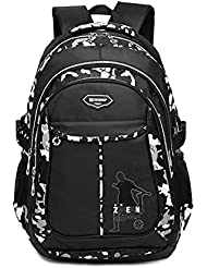 Boys School Backpack for Elementary School & Middle School