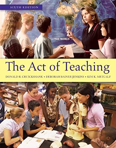 The Act of Teaching (Act Subject)