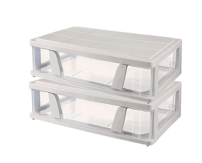 Amazon.com: IPurpleBTS Storage Box Storage Holder Bed Bottom ...