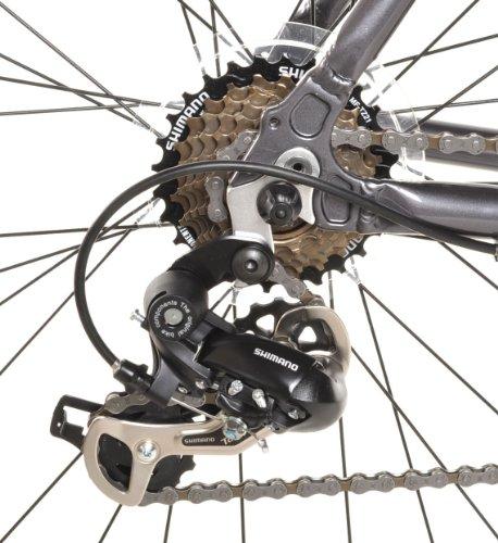 Vilano Aluminum Road Bike 21 Speed Shimano Medium 54cm Grey