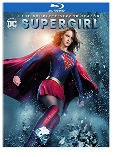 Supergirl: The Complete Second Season [Blu-ray] (Arrow Flash Supergirl Legends Of Tomorrow Crossover Order)