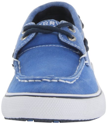 Sperry Halyard Chico Barco Zapatos - Azul Blue