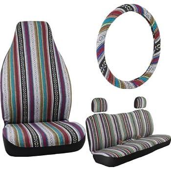 Amazon.com: Bell Automotive Baja Blanket Complete Seat and