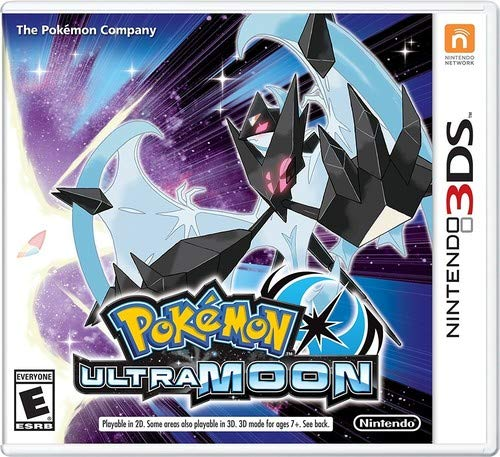 Pokémon Ultra Moon - Nintendo 3DS -