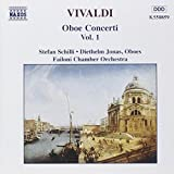Vivaldi: Oboe Concerti, Vol. 1- RV 454, RV 534, RV 453, RV 535, RV 452, RV 536 & RV 450