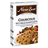 NEAR EAST Wild Mushroom & Herb Couscous - 5.4 OZ - CS x12