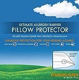 Claritin Ultimate Allergen Barrier Pillow Protector