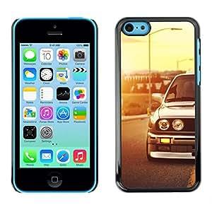 LOVE FOR iPhone 5Cs E30 M3 Racing Car Personalized Design Custom DIY Case Cover