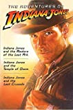 img - for The Adventures of Indiana Jones book / textbook / text book