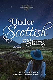 Book Cover: Under Scottish Stars