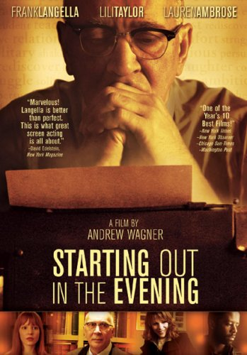 Starting Out in the Evening (Subtitled, Dubbed, Dolby, AC-3, Widescreen)