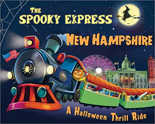 The Spooky Express New (New Hampshire Halloween 2017)
