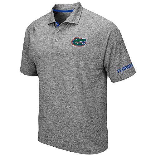 - Mens Florida Gators Raglan Polo Shirt - L