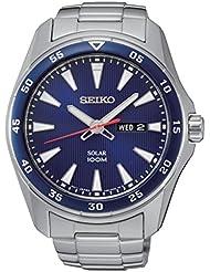 Seiko Solar SNE391P1 Mens watch Excellent readability
