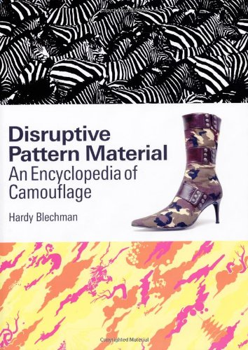 [Disruptive Pattern Material: An Encyclopedia of Camouflage] (Easy Pop Culture Costumes)