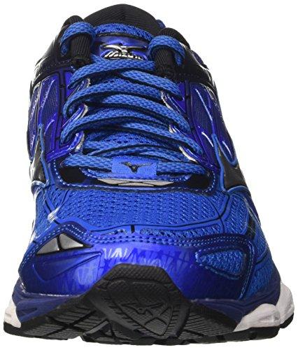 Pied Chaussure Multicolore Creation Argent Homme Course Modle directoireblue Mizuno Wave De Pour UxxBE
