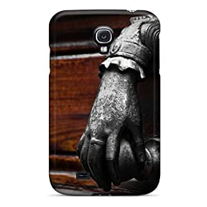 Fashion Protective The Ancient Tongsuo Hand Case Cover For Galaxy S4 by icecream design