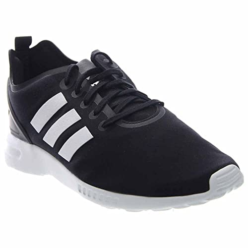 the best attitude 5beb1 125fb adidas Zx Flux Smooth Womens Style  S82884-Blk Wht Size  5 M