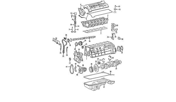 2000cc L4 SOHC 2.0L DNJ RB159.10 Oversize Rod Bearings for 2002 ...