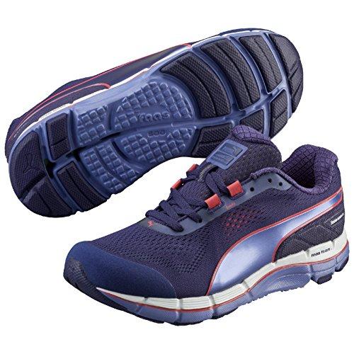 PUMA Faas 600 v3 Wns - Zapatillas de running para mujer Violeta - Violett (astral aura-bleached denim-cayenne 03)