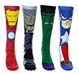 Marvel Avengers Boxed Socks Set - 4 Pack