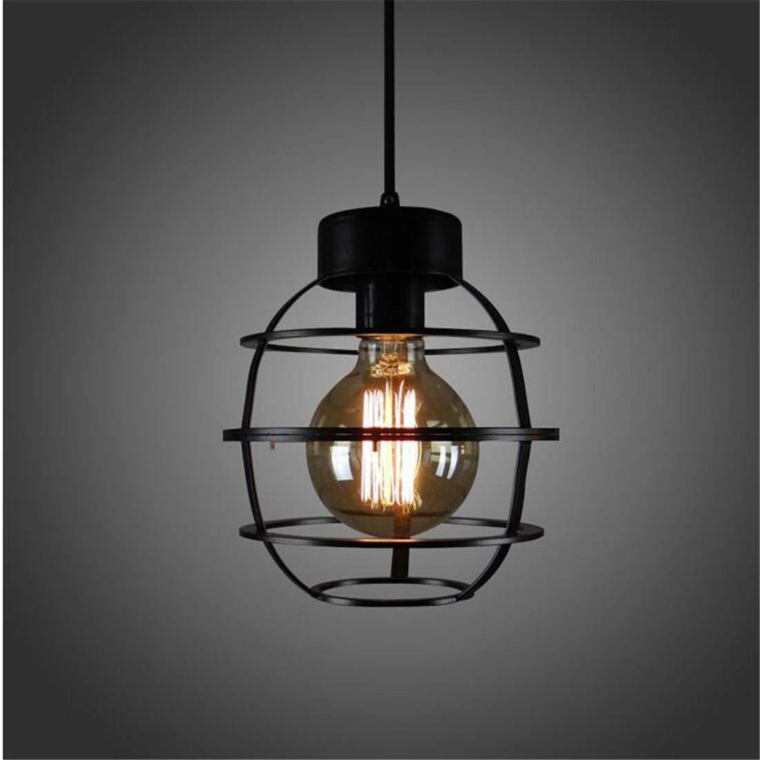 Industrial Led Luces Metal Araña Edison Retro CodBerx